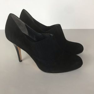 Cole Haan Nike Air Talia Stiletto High Heel Black.